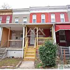 Rental info for UPDATED! GREAT AMENITIES! GREAT LOCATION! AMAZING HOUSE in the Baltimore area