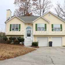 Rental info for Gorgeous Single Family Home is Sugar Hill