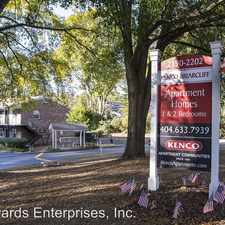 Rental info for Kenco Briarcliff - 2194 Briarcliff Road, NE in the North Druid Hills area