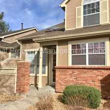 Rental info for Beautiful Townhome in Pier Point in the Meadow Hills area