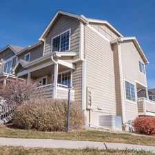 Rental info for $2200 2 bedroom Townhouse in Aurora Buckley Air Force Base in the Aurora area