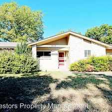 Rental info for 8012 Logwood Drive in the Austin area