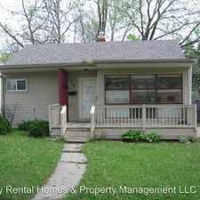 Rental info for 3026 Beecher Rd.