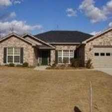 Rental info for 1244 Creek Bend in the Augusta-Richmond County area