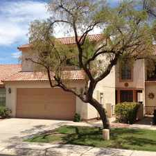 Rental info for S. 42nd Pl. in the Mountain Park Ranch area