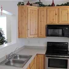 Rental info for Upgraded 3 Bedroom End Unit Townhome In Payson