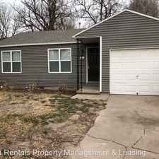 Rental info for 1824 W. Irving St. in the Wichita area