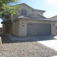 Rental info for 31501 N. Sundown Dr. in the San Tan Valley area