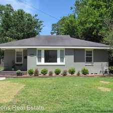 Rental info for 1829 Rubin in the Baton Rouge area