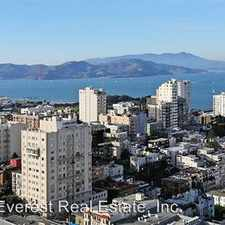 Rental info for 999 Green St. in the San Francisco area