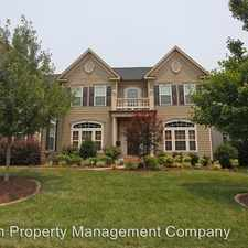 Rental info for 10319 Kristens Mare Dr in the Charlotte area