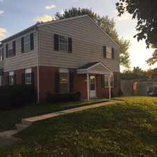 Rental info for 6458 Mount Vernon Lane