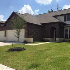 Rental info for Hometown Realtors of Texas in the Houston area