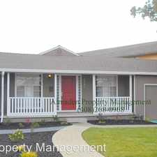 Rental info for 2480 Woodland Ave. in the Cory area