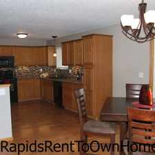 Rental info for VALENTINE SPECIAL! TREAT your SWEETHEART!! Reduced rent $1350 Rent to Own Contemporary 4 bed 3 bath ranch