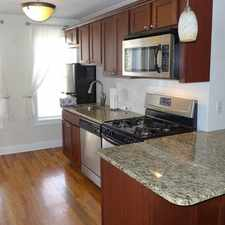 Rental info for 206 6th Street in the Jersey City area