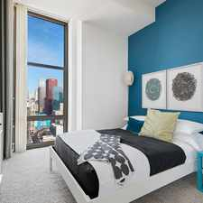 Rental info for W 9th St & S State St in the South Loop area