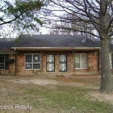 Rental info for 5408-5410 Apple Blossom in the Memphis area