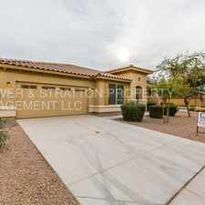 Rental info for 2869 E. Isaiah Ave. - Immaculate 4 Bed 3 Bath In Gilbert! - Higley & Chandler Heights - CALL NOW!