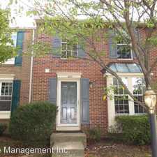 Rental info for 6841 Ericka Avenue in the Franconia area