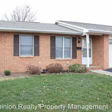 Rental info for 1641 S. Burkwood Court A