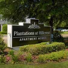 Rental info for Plantations at Hillcrest