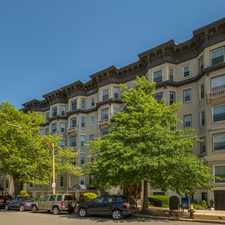 Rental info for Comm Ave in the Brookline area