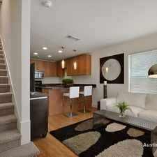 Rental info for 711 West 32nd Street #1BR in the Austin area