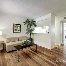 Rental info for 4539 Guadalupe Street #1BR in the Austin area