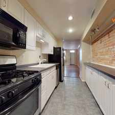 Rental info for 221 East Cross Street in the Baltimore area