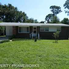 Rental info for 3755 SUMMER DR in the Pensacola area
