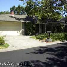 Rental info for 1778 Ruth Drive in the Pleasant Hill area