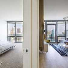 Rental info for 348 E Wacker Dr in the The Loop area