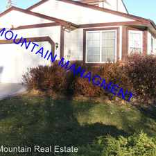 Rental info for 8725 Boxelder Drive in the Wolf Ranch area
