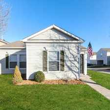 Rental info for Tricon American Homes in the Franklin area