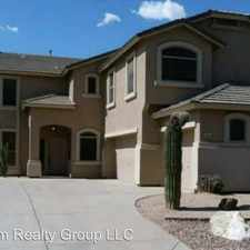 Rental info for 43644 W Courtney Dr in the Maricopa area