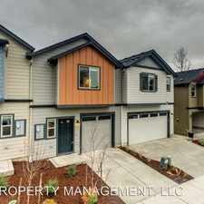 Rental info for 11308 NE 14th Ct in the Salmon Creek area