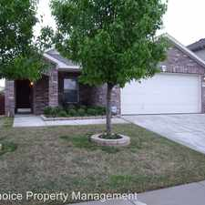 Rental info for 14132 Black Gold Tr in the Sendera Ranch area