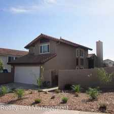 Rental info for 1776 Augusta Ct in the Rancho San Diego area