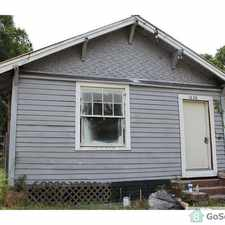 Rental info for 2Bed house in the Moncrief Park area