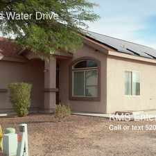 Rental info for 6205 S Blue Water Drive