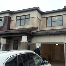 Rental info for 364 Rouncey Road in the Kanata South area
