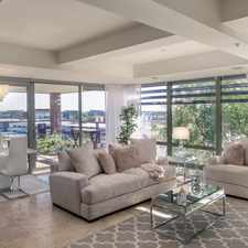 Rental info for EYE-CATCHING ARCHITECTURE... RIFINED URBAN LUXURY LIVING PENTHOUSE STYLE DOWNTOWN SCOTTSDALE at Optima Camelview in the Scottsdale area
