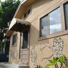 Rental info for 27 Hurricane St in the Marina del Rey area