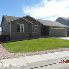 Rental info for 4355 Excursion Drive in the Security-Widefield area