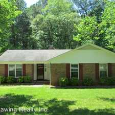 Rental info for 6409 Williams Road in the Hickory Grove area