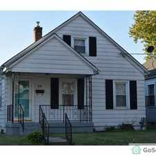 Rental info for Charming 4 bedroom house located in Wyandotte Area in the Wyandotte area