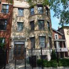 Rental info for 4917 S Prairie Ave in the Bronzeville area