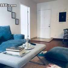 Rental info for One Bedroom In West Los Angeles in the Beverly Hills area