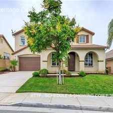 Rental info for 34800 Heritage Oaks Ct. in the French Valley area